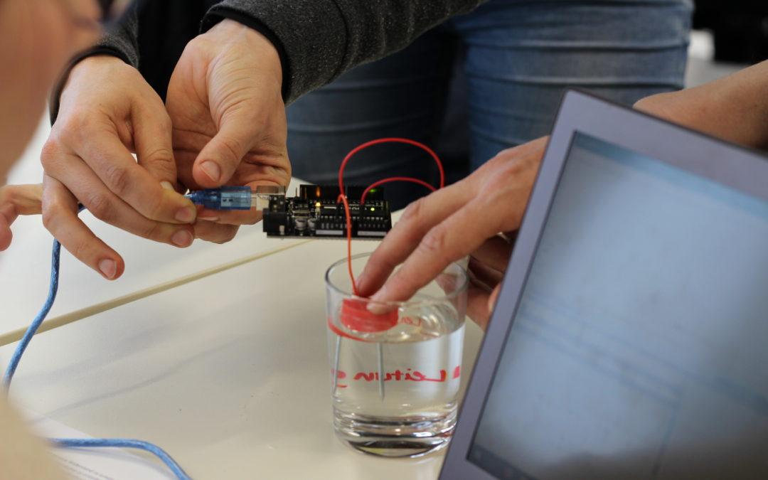 Mobiler makerspace in der Lehre aus Sicht der Studierenden