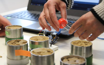 Einführungsveranstaltung mobiler Makerspace in der Lehre